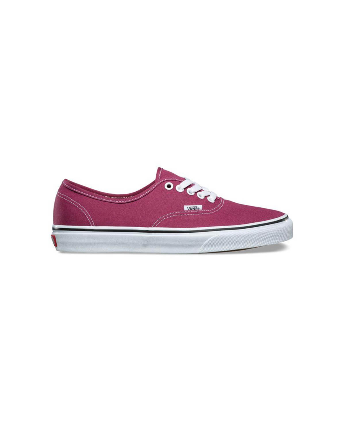 VANS AUTHENTIC DRY ROSE – RED MARKET